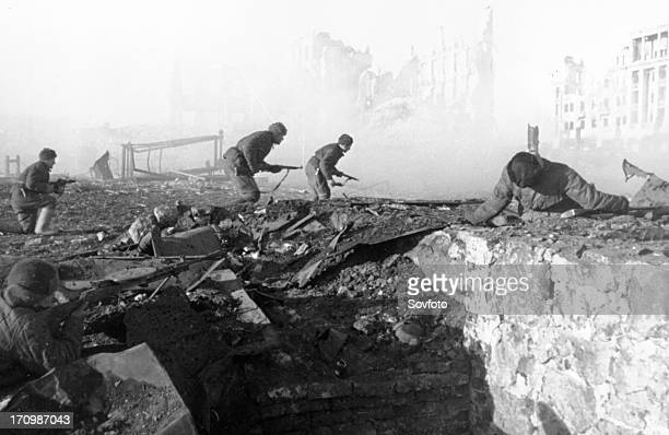 Battle of stalingrad, 1942.