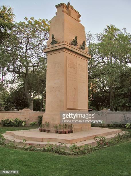 World war monument