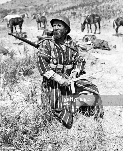 World WarItaly World War II1944 Soldier of the Moroccan French Expeditionary Corps in Italy said Goumiers These soldiers were guilty of violence and...