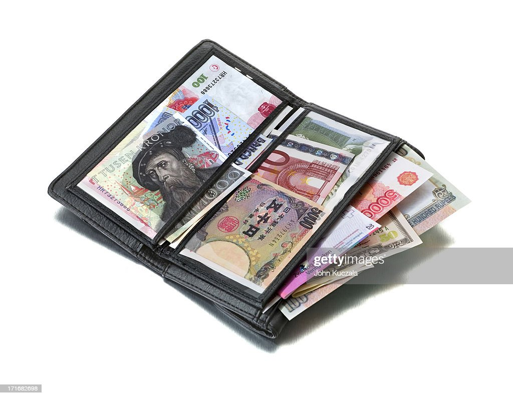World Wide Currency High Res Stock Photo Getty Images