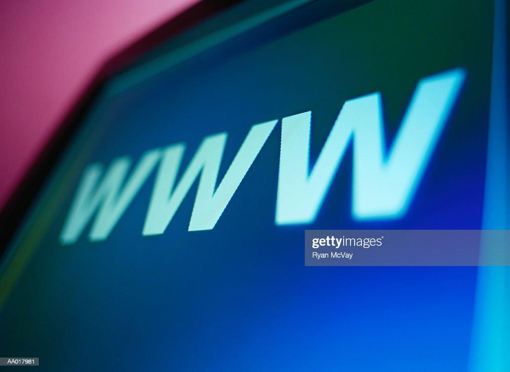 World Wide Web : Stock Photo