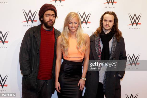 World Wrestling Entertainment Live in Germany Road to WrestleMania Noah Becker Summer Rae und Jonathan Hayes LanxessArena Köln