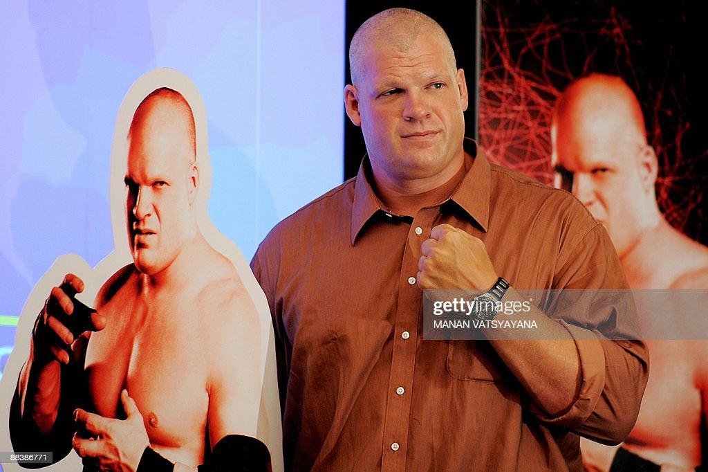 World Wrestling Entertainment (WWE) wres : News Photo