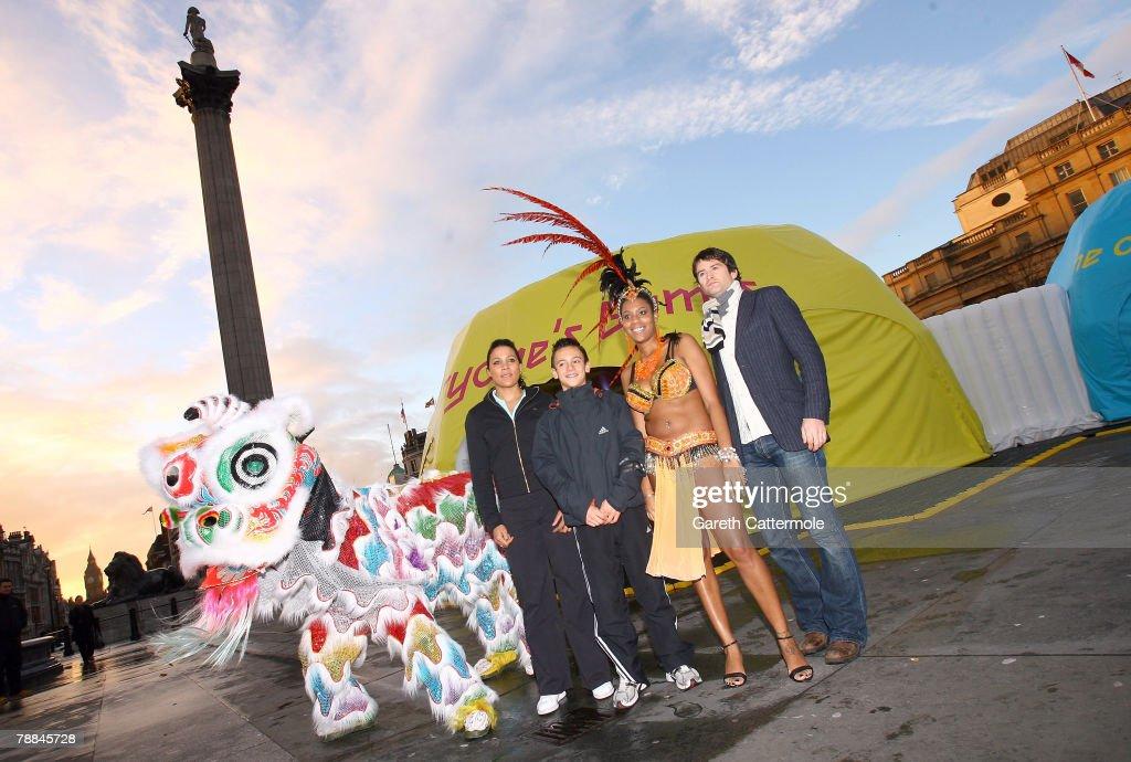 London 2012 Roadshow - Olympic Launch