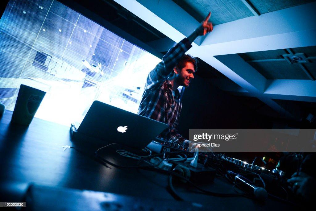 Budweiser Party - Zedd : News Photo