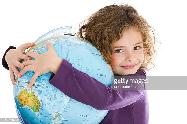 World's big hug