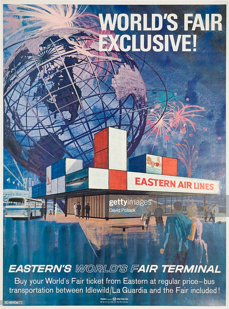 World's Fair Exclusive! Poster