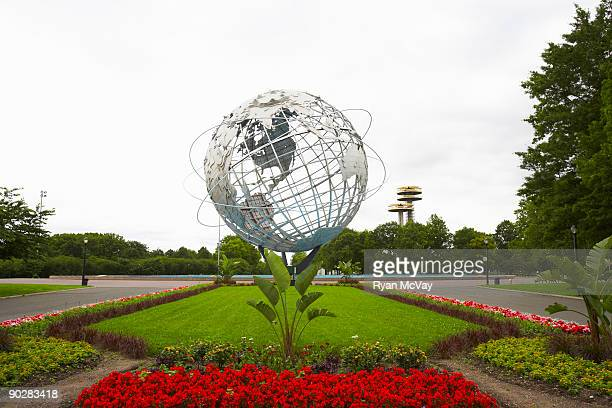 World's Fair Globe, Queens, New York