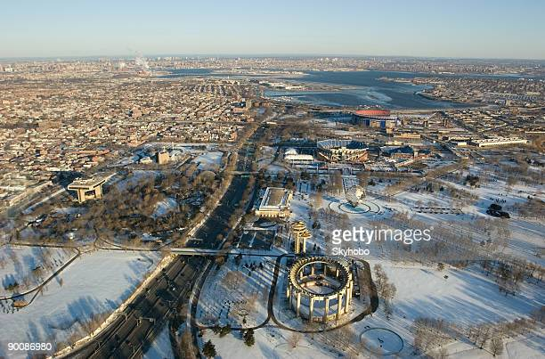 world's fair grounds, nyc - flushing queens stock pictures, royalty-free photos & images