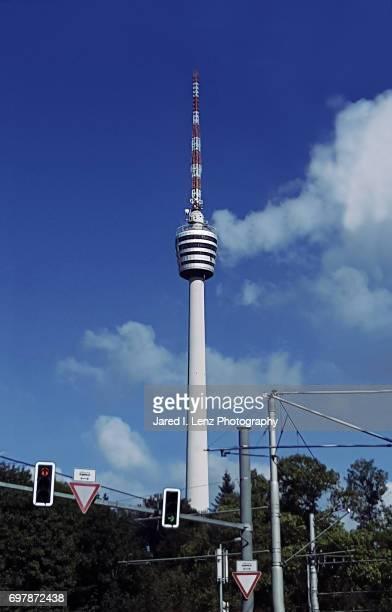 World's First TV Tower (Stuttgart, Germany)