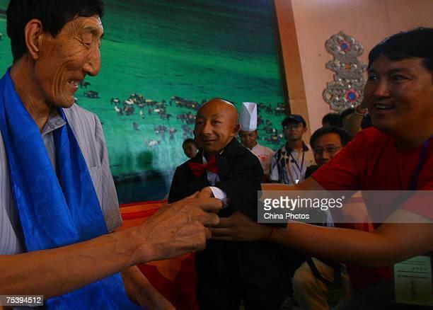 Bao Xishun And He Pingping