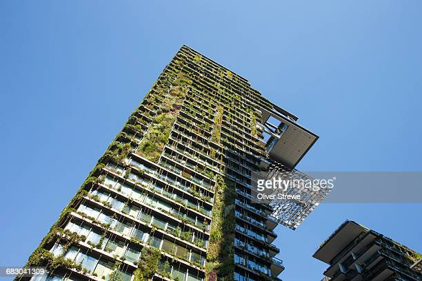 Worlds Tallest Vertical Garden