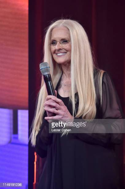 Worldwide Creative VP Advisor to the Creative Licensing EVP Barbara Cane speaks onstage during the 67th Annual BMI Pop Awards on May 14 2019 in...