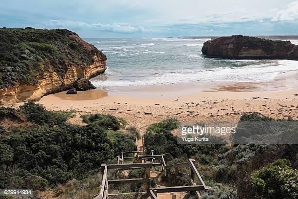 Worm Bay in Victoria, Australia