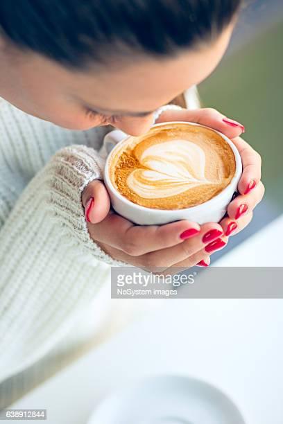 Worm coffee...cold days