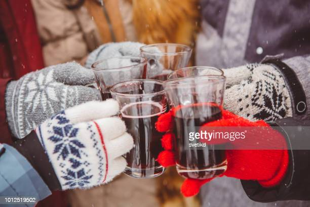 worming up - hot drink stock pictures, royalty-free photos & images