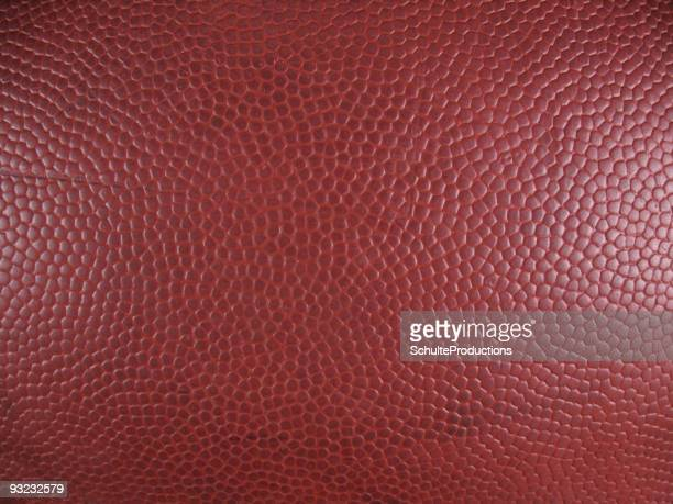 Worn Football Background