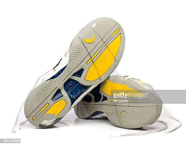 Porter des chaussures de Tennis