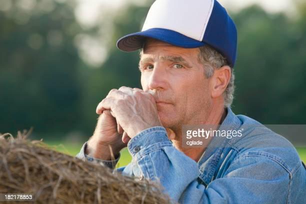 Worried Farmer