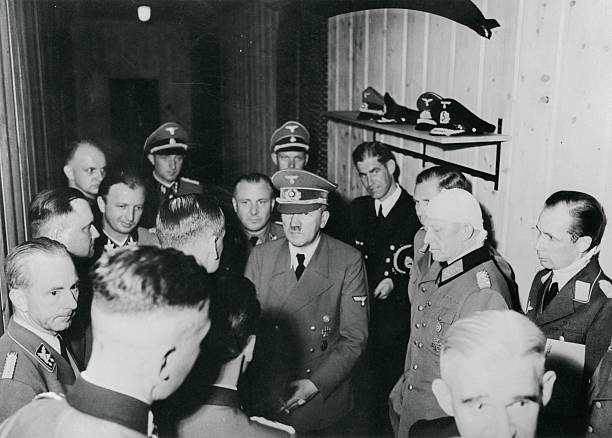 UNS: 20th July 1944 - Operation Valkyrie, The Plot To Assassinate Hitler