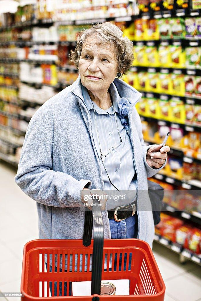 shopper confusion