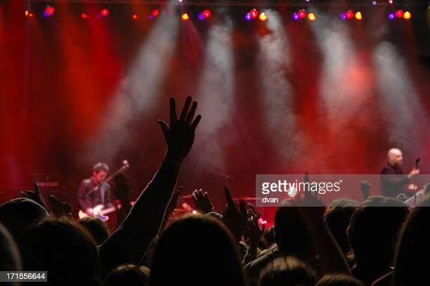 Adoración de concierto