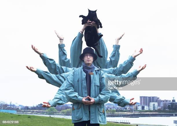 Worship the cat