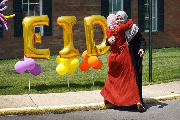 IL: Illinois Islamic Center Hosts Drive Thru Eid Celebration Amid COVID-19 Pandemic