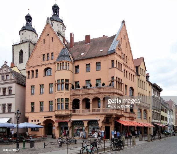 Worth seeing historic house in wittenberg