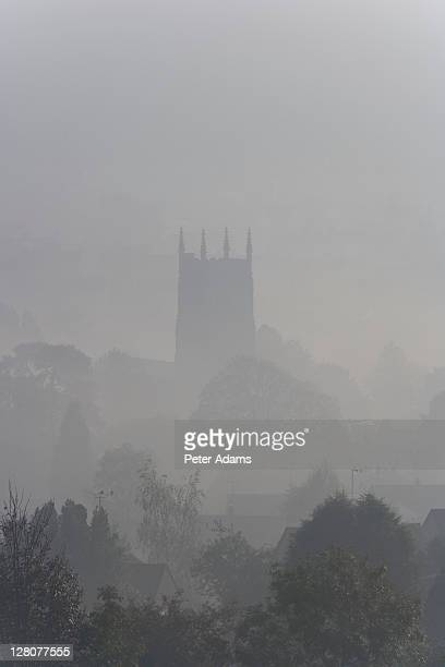 wotton church, wotton-under-edge, gloucestershire, england, uk - newpremiumuk stock pictures, royalty-free photos & images