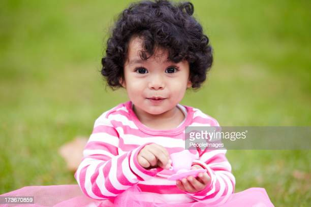 would you like some tea? - indian baby stock photos and pictures