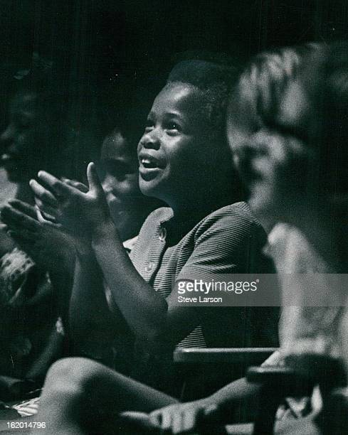 AUG 14 1969 AUG 15 1969 Wouldn't You Say Everyone Had a Good Time Children of Creative Freedom School had a blast Thursday night at open house held...