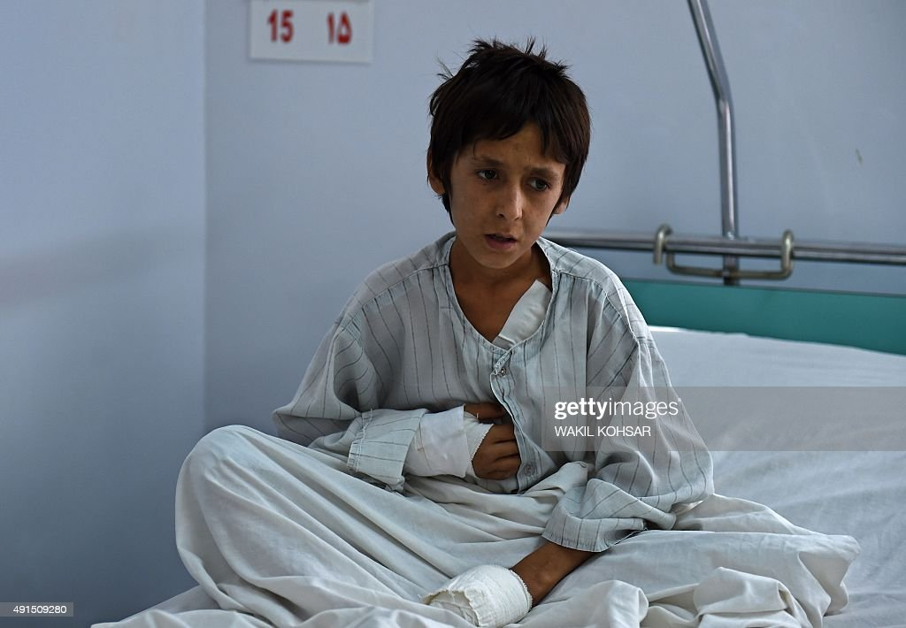 AFGHANISTAN-UNREST-MSF : News Photo