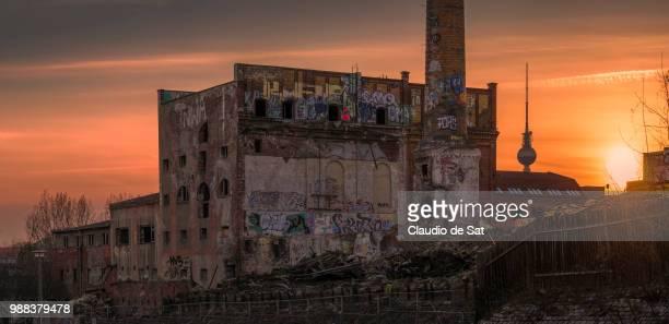 Wounding Berlin