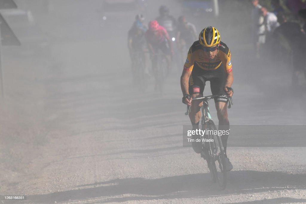 Eroica - 14th Strade Bianche 2020 - Men : News Photo