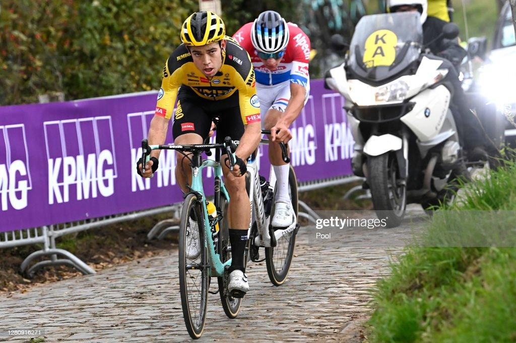104th Tour of Flanders 2020 - Ronde van Vlaanderen - Men Elite : Foto di attualità