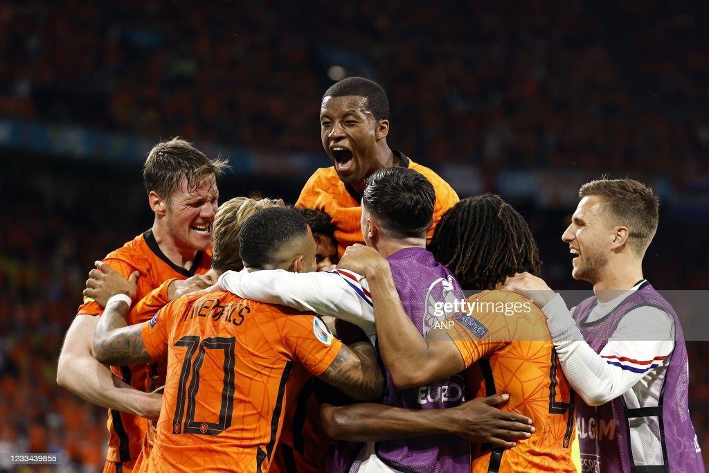"""EURO 2020 group C""""The Netherlands v Ukraine"""" : News Photo"""
