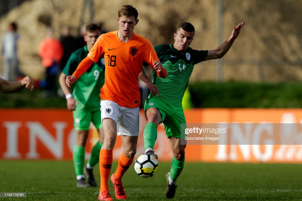 NLD: Netherlands U19 v Slovenia U19 International Friendly