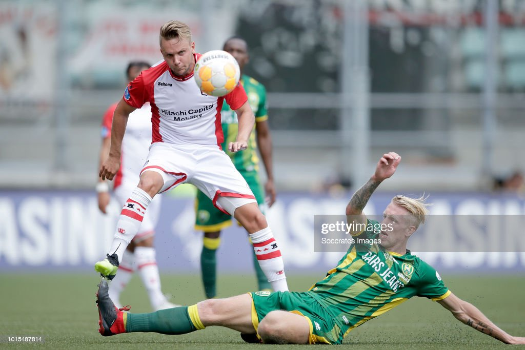 071661db4cd ADO Den Haag v FC Emmen - Dutch Eredivisie   News Photo