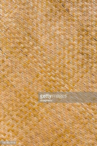 bambú tejido - estera fotografías e imágenes de stock