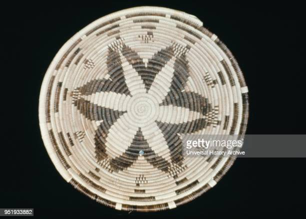 Woven basket of the Bushman People of Botswana The San or Saan people are members of various Khoisanspeaking indigenous huntergatherer people...