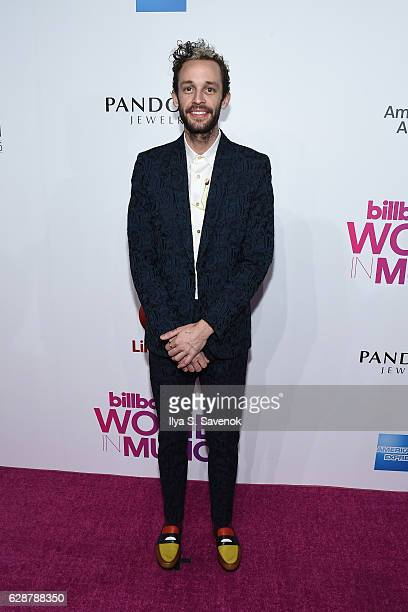 Wrabel attends Billboard Women In Music 2016 airing December 12th On Lifetime at Pier 36 on December 9 2016 in New York City