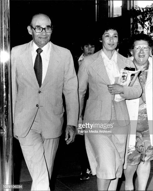 Wran Royal commission Magistrate Mr Berman June 16 1983