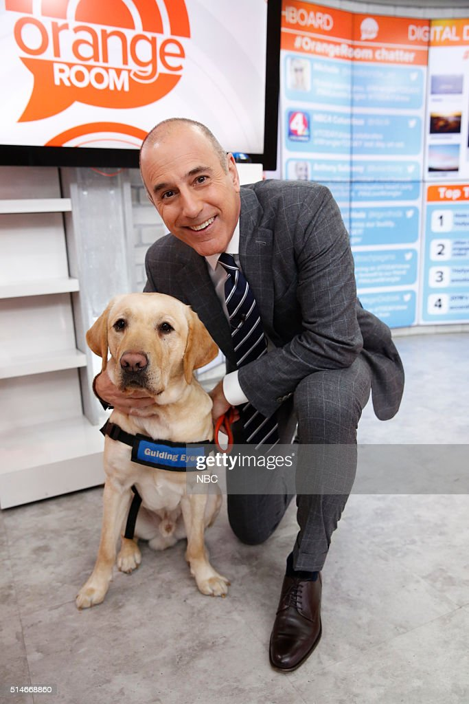 "NBC's ""Today"" Goodbye Wrangler the Dog"