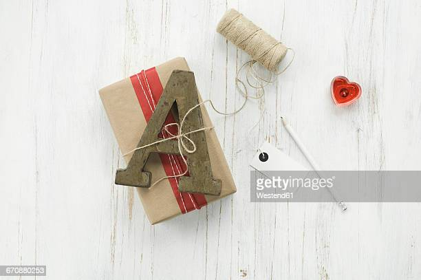 Wrapping a present