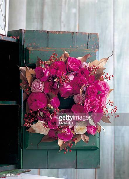 Wreath of rose