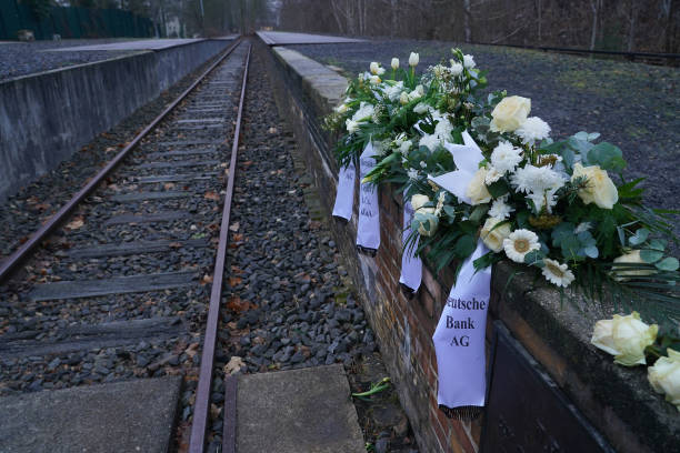 DEU: Germany Commemorates The Holocaust On International Day of Commemoration
