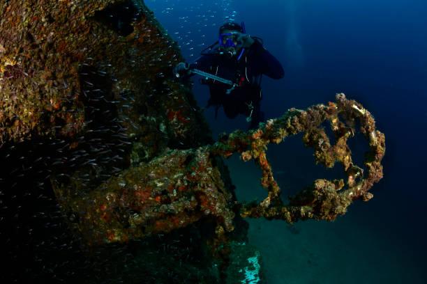 Wreck Diving.