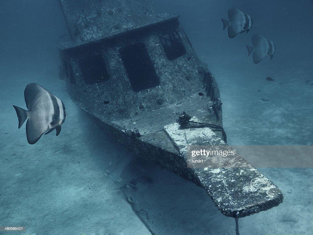 Wreck : Stock Photo
