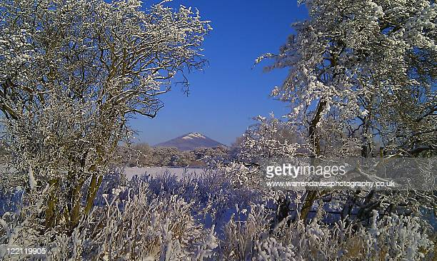 Wrekin in winter
